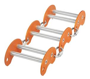 Protectie metalica pentru coarda Singing Rock Edge Roller