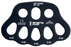 Placa pentru ancorare multipla Singing Rock Rigging Plate 3/5 ('Laba de urs')