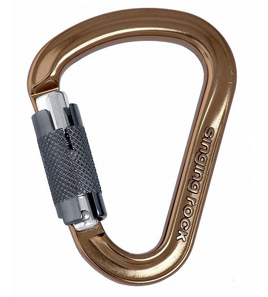 Carabiniera Singing Rock Hypnos Twist Lock