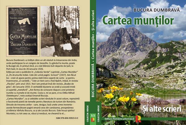 Carte: Cartea Muntilor, autor Bucura Dumbrava