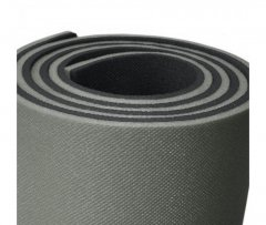 Polifoam izopren 12 mm gri cu negru