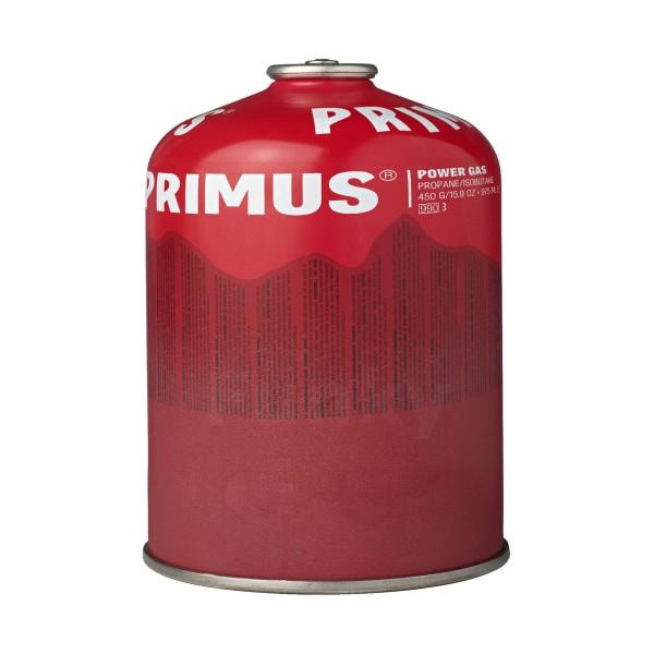 Butelie gaz, cu valva, Primus Power Gas 450g