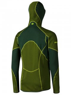 Marmot Thermo Hoody Midnight Forest 83470 back