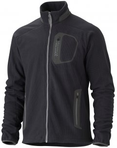 Marmot Alpinist Tech Jacket 83510 Black Dark Granite