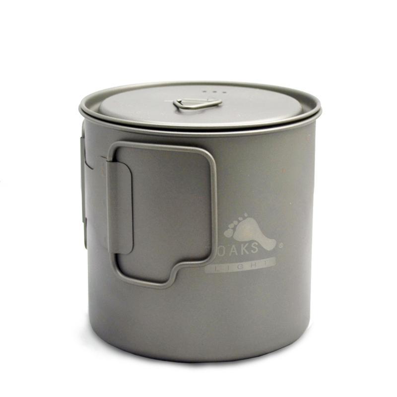 Vas 650ml Pot Light Toaks Titanium