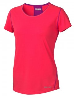 Marmot Essential SS 57050 Bright Pink Beat Purple
