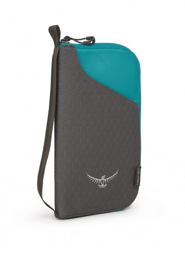 Port acte Osprey Documet Zip Wallet, cu RFID