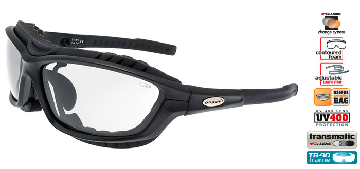 Ochelari de soare Goggle T418 Syries+