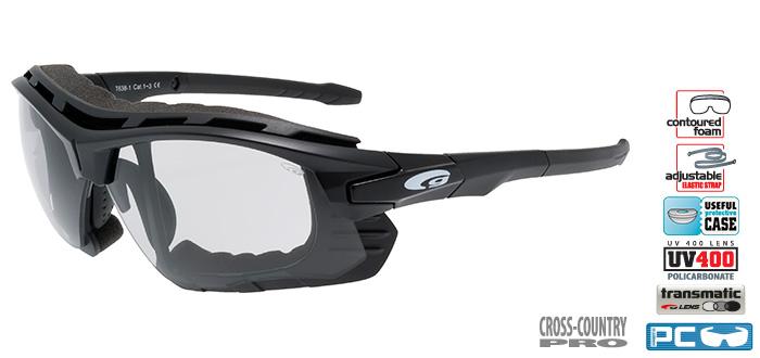 Ochelari de soare Goggle T638 Kugar T, cu lentile fotocromatice