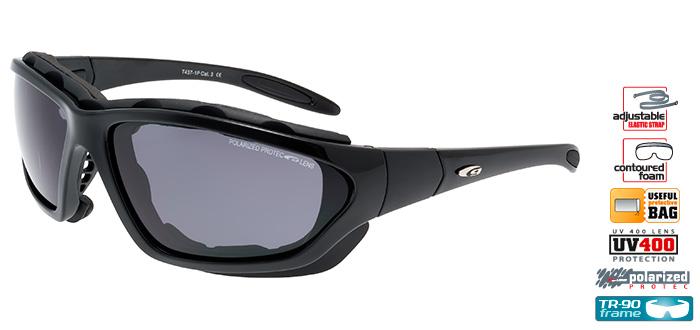 Ochelari de soare Goggle T437 Mese P, cu lentile polarizate