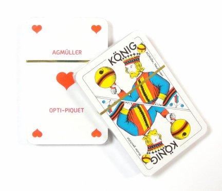 Carti de joc Victorinox Konig