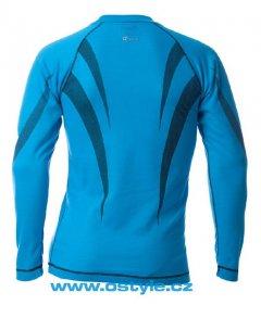O Style bluza de corp MC5335 blue back