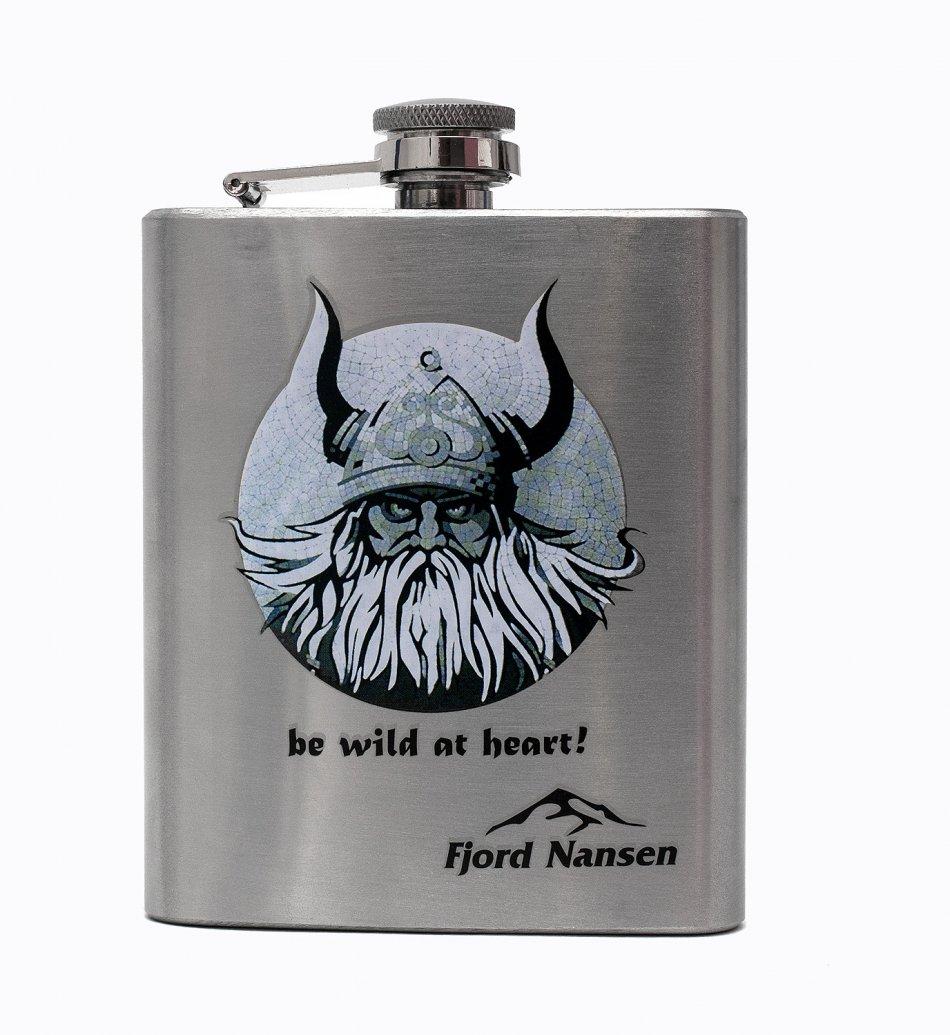 Sticla de buzunar Fjord Nansen Vill Viking Hip Flask 0,2 L
