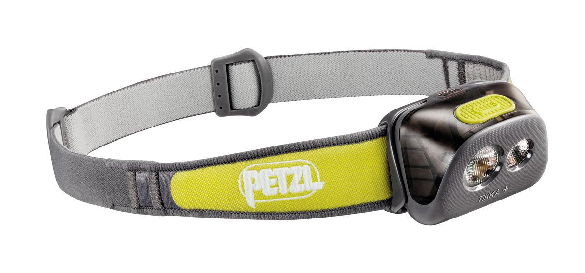 Frontala Petzl Tikka Plus New