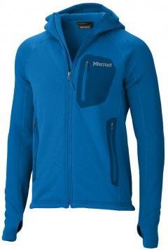 Marmot Stretch Fleece Hoody 96680 Blue Sapphire