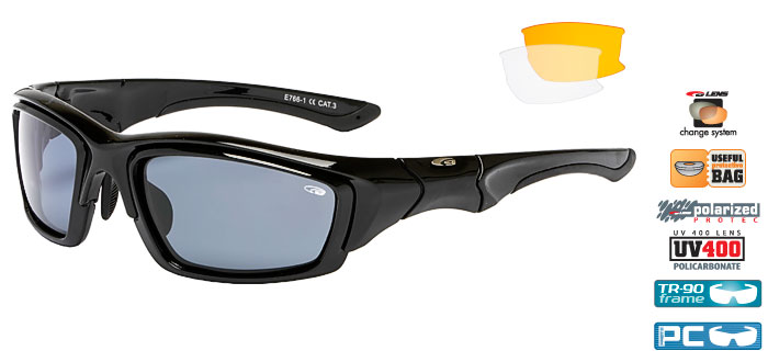 Ochelari de soare Goggle E766-P
