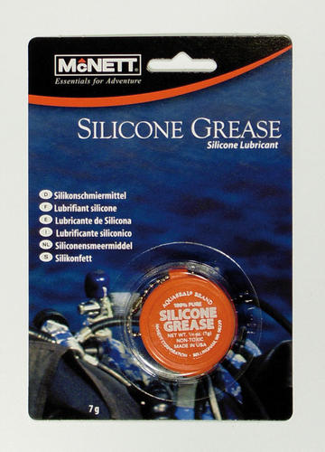 Lubrifiant McNett Silicone Grease 7gr