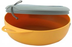 Vas cu capac Sea To Summit Delta Bowl with Lid