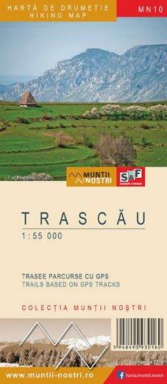 Schubert & Franzke Harta M-tii Trascău