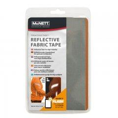 Banda adeziva reflectorizanta McNett Tenacious Tape Reflective