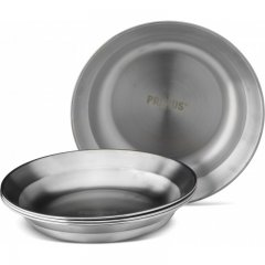 Farfurie Primus CampFire Plate Stainless Steel