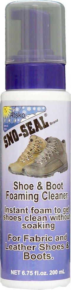 Spuma pentru curatat incaltaminte Atsko Foam Cleaner 200ml