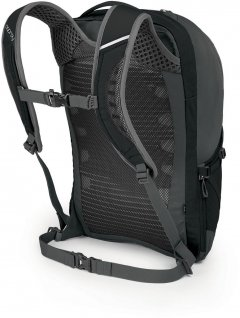Osprey Momentum 26 Black back